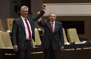 Miguel Díaz-Canel élu à la tête de Cuba socialiste.