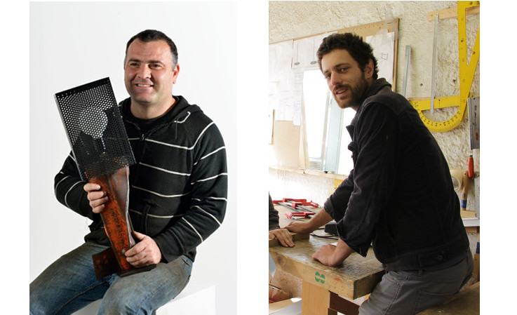 Partager un instant d'artisanat en bois ou métal