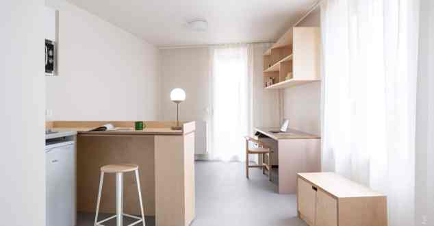 RIVP : aménagement de chambres de cheurcheurs
