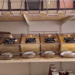 Aménagement complet de l'épicerie GO GO kiwi à Paris