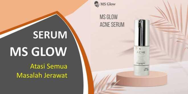 Serum MS Glow Acne