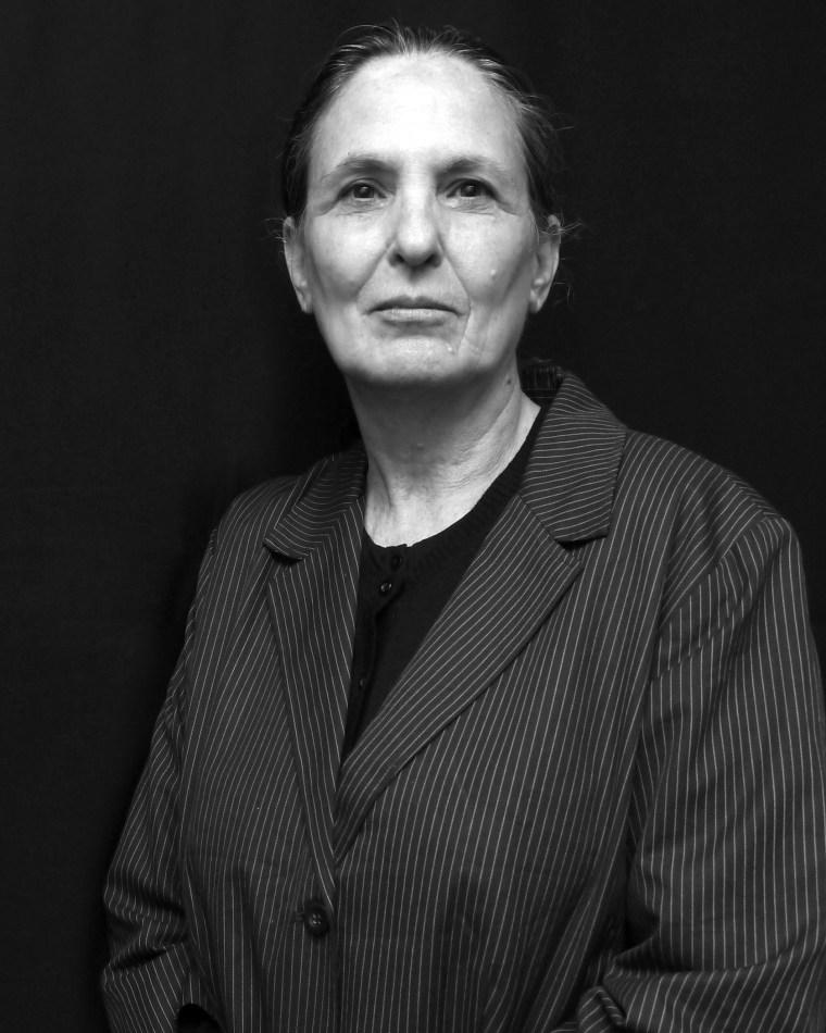 Yolanda Pantin. Photo by Pascual Borzelli.