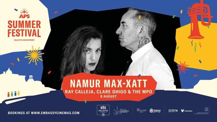 Namur max Xatt