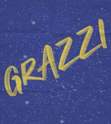 Grazzi / Thank You