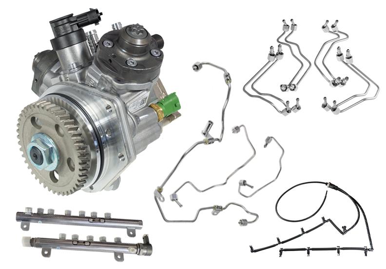 CP4 High Pressure Fuel Pump Failure Kit