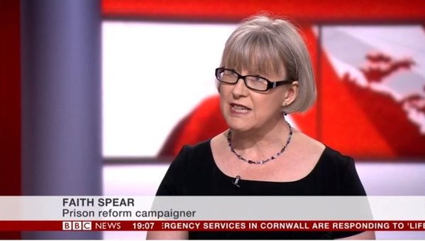 Faith Spear, sacked IMB Chair, speaks out on BBC News