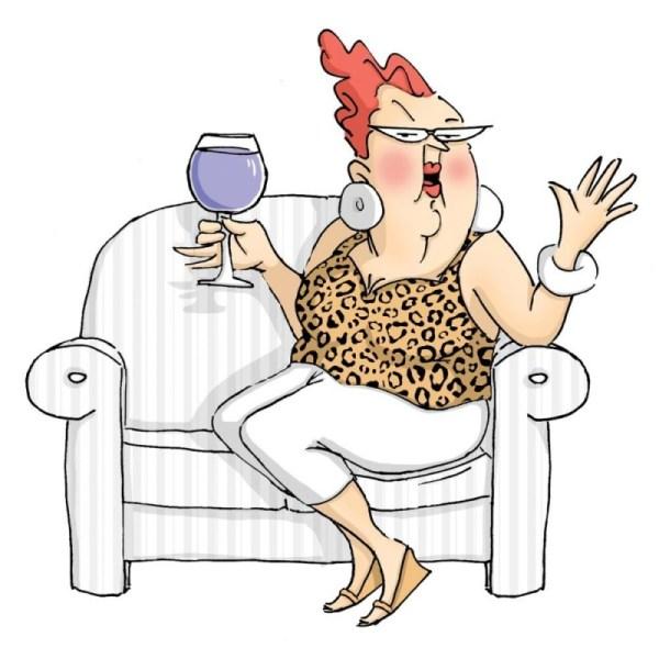 Картинки пенсионерок смешные