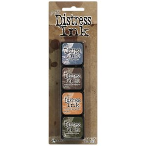 Distress Mini Ink Kits – Kit 9
