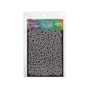 Dyan Reaveley's Dylusions Stencils 5″X8″ – Bubbles