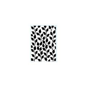 Elizabeth Craft Embossing Folder 4″X6″ – Curvy Leaves