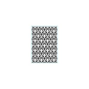 Elizabeth Craft Embossing Folder 4″X6″ – Heart Entwined