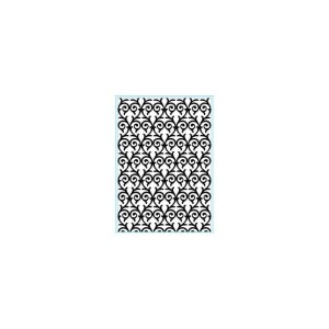 Elizabeth Craft Embossing Folder 4″X6″ – Heart Entwined