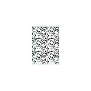 Elizabeth Craft Embossing Folder 4″X6″ – Swirly Curves
