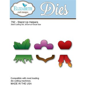 Elizabeth Craft Metal Die – Stand Up Helpers