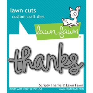 Lawn Cuts Custom Craft Die – Scripty Thanks