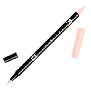 Tombow Dual Brush Marker – 850 Flesh