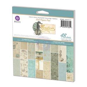Prima 6×6 Paper Pad – Seashore