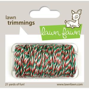 Lawn Fawn – mistletoe single cord