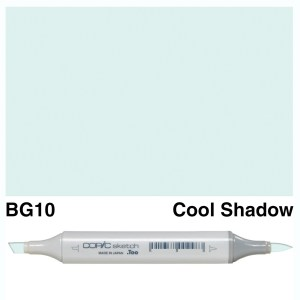 Copic Sketch BG10-Cool Shadow