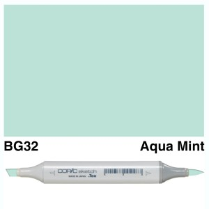 Copic Sketch BG32-Aqua Mint
