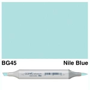 Copic Sketch BG45-Nile Blue