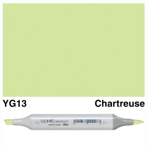 Copic Sketch YG13-Chartreuse
