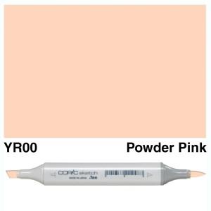 Copic Marker Sketch YR00 Powder Pink