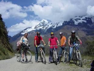 inka jungle trek to machu picchu - camino inca a machupicchu - salkantay trek a machupicchu tours