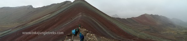 montaña de colores vinicunca inka jungle treks
