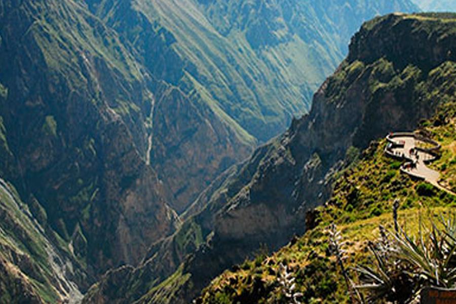 arequipa cañon colca inka jungle treks