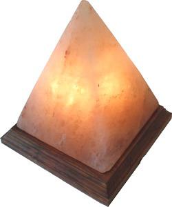 Salzlampe in Pyramidenform  Kaufen