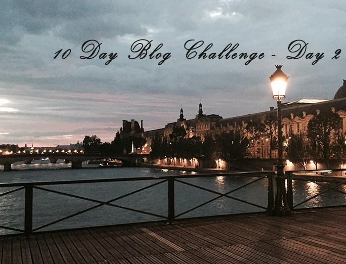 Day 2 Challenge – Why I want to live the freedom lifestyle