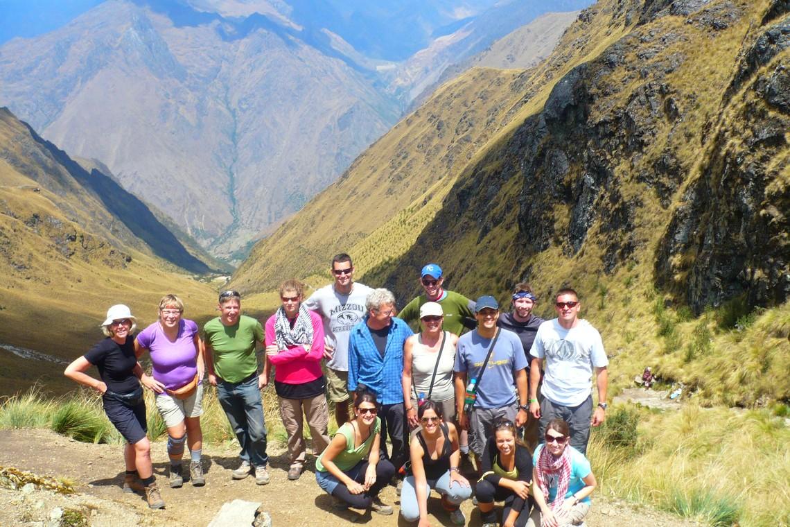 Camino Inca 2 días 1 noche