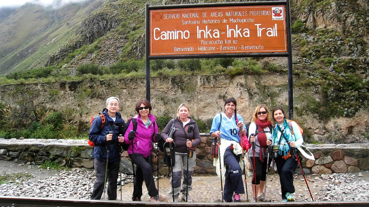 Camino Inca Machupicchu 4 días 3 noches