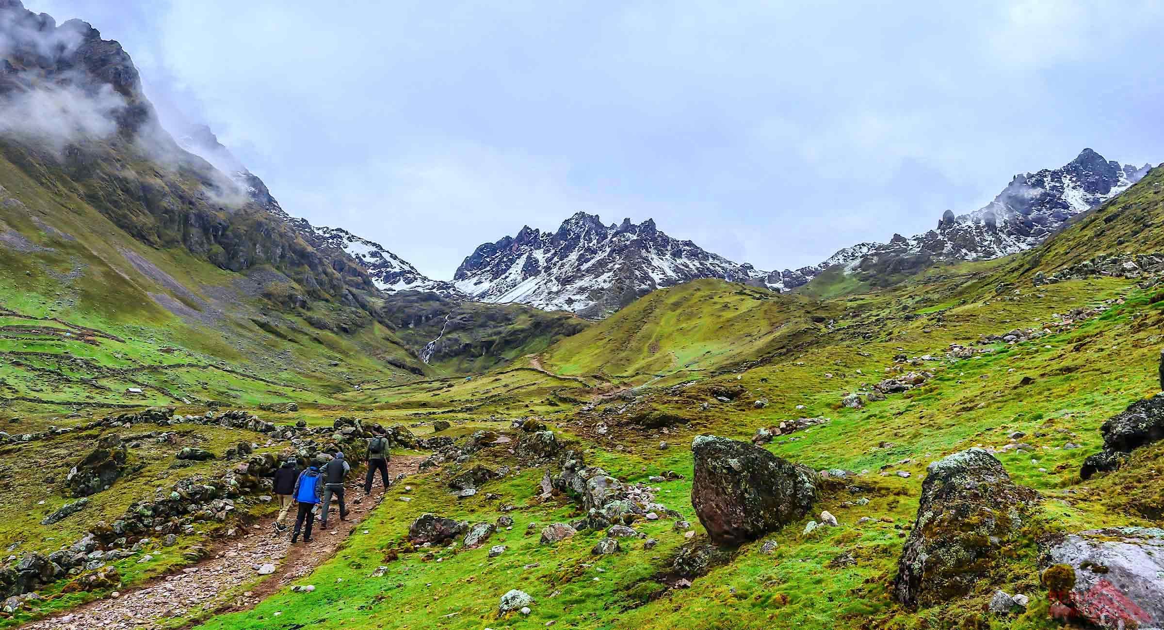 Lares Machu Picchu 4 Dias