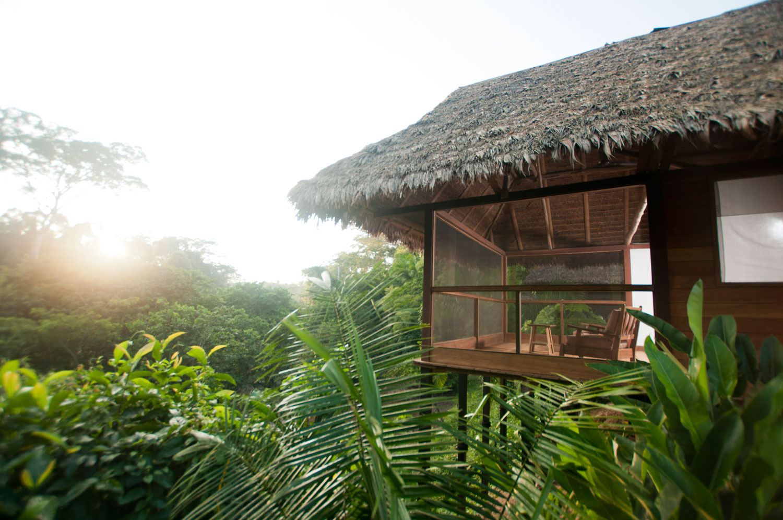 Cabaa Rooms  Hacienda Concepcin