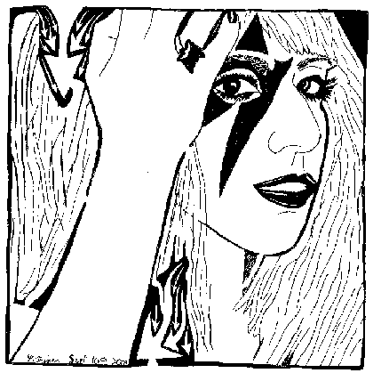 Maze of Lady Gaga Stefani Joanne Angelina Germanotta