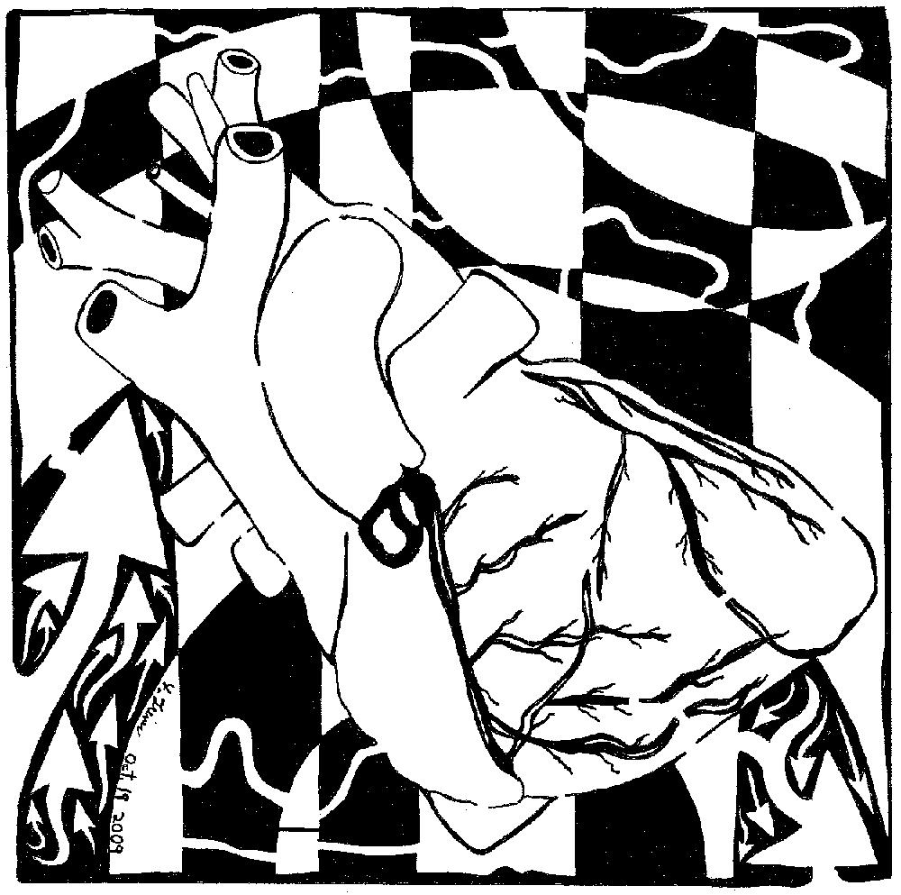 Maze of heart