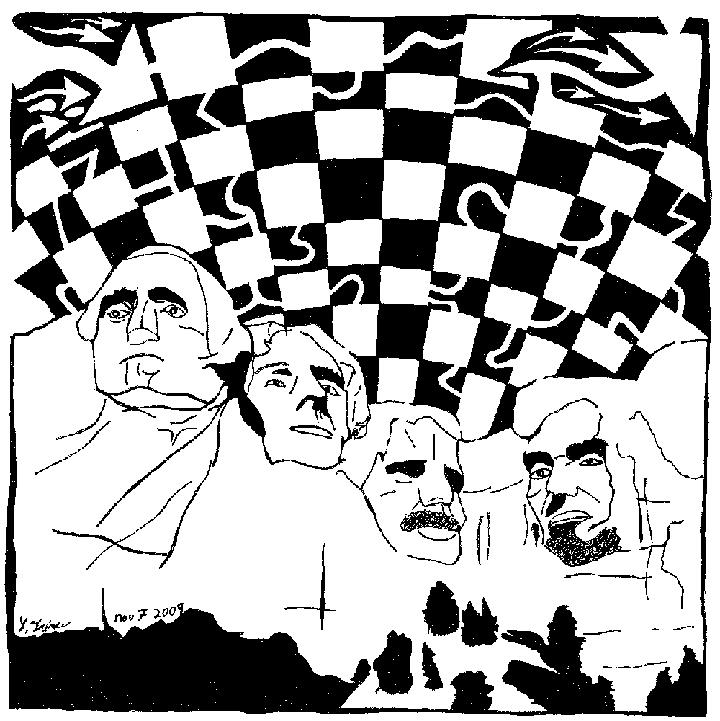 maze rushmore, mt. rushmore maze