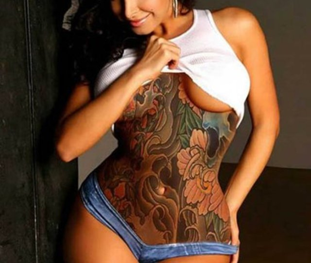 Thick Tattooed Girls Tattoo Ideas Artists And Models