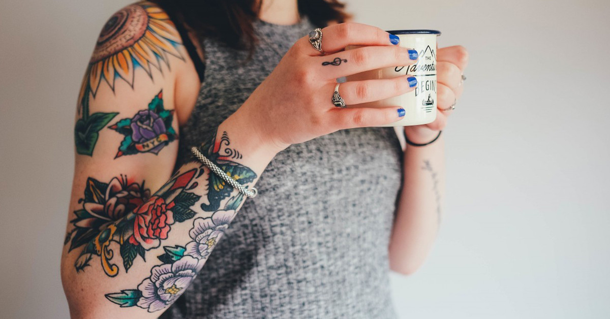 5 Ways To Protect Your Tattoos From Aging and Fading ...
