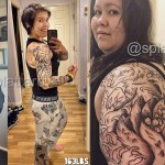 How A 270lb Weight Loss Impacts Your Tattoos Tattoo Ideas Artists And Models