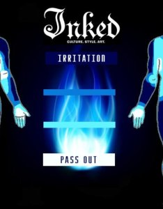 Learn how we define the sensation of being tattooed in this article called does getting  tattoo hurt also pain chart inked magazine rh inkedmag