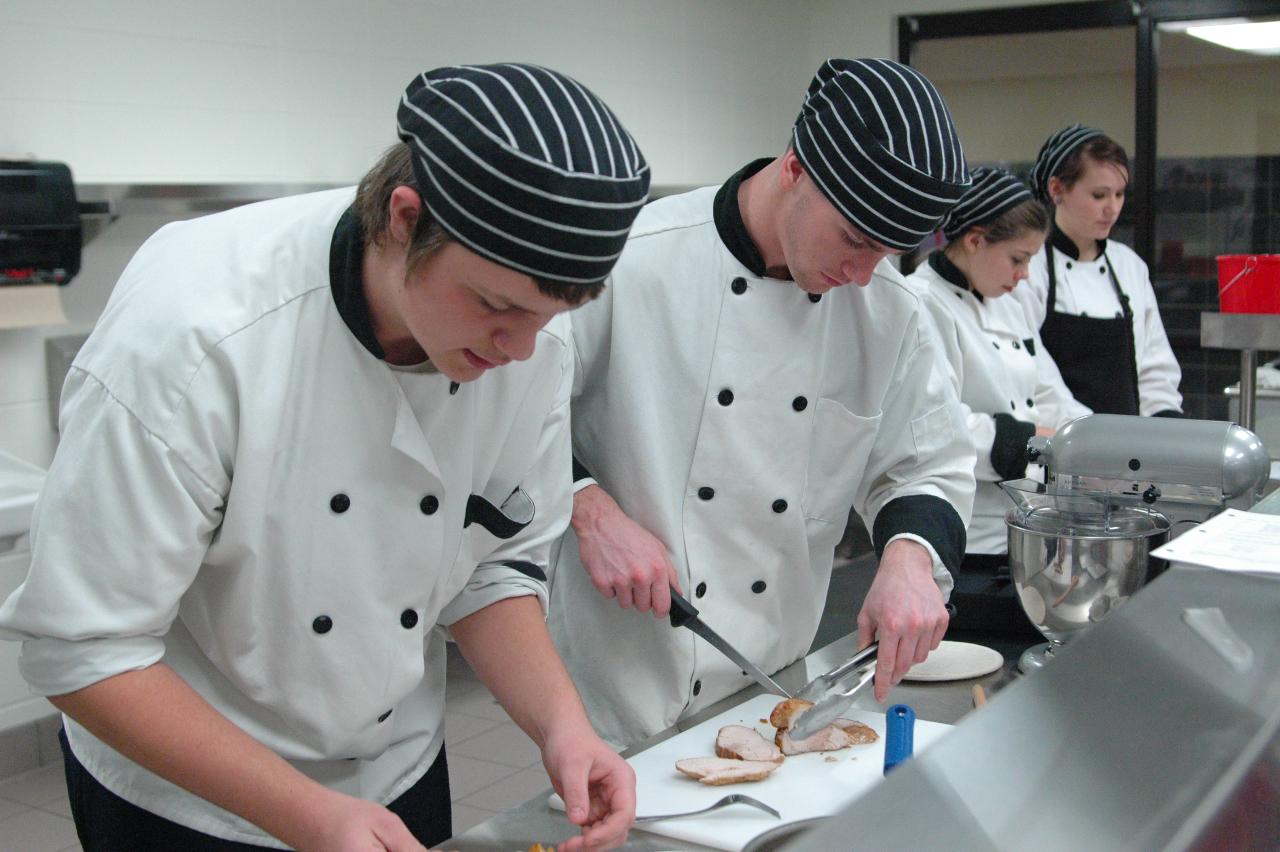 High School Culinary Program