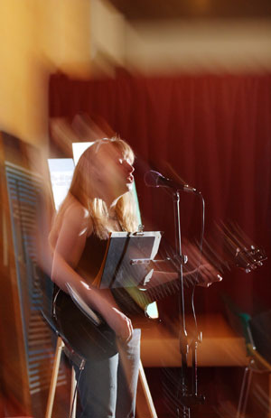 Elizabeth Williams Bushey in concert
