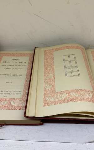 From Sea to Sea and other sketches – Letters of Travel (vols I & II)