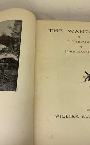 The Wanderer of Liverpool