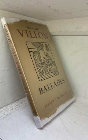 Ballades (French and English)