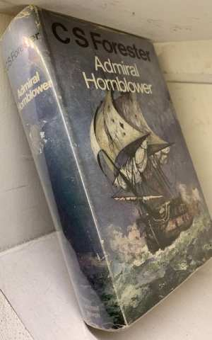 Admiral Hornblower (4 novels combined)