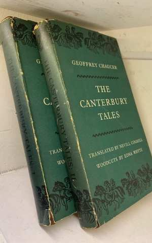 The Canterbury Tales (2 Vols)